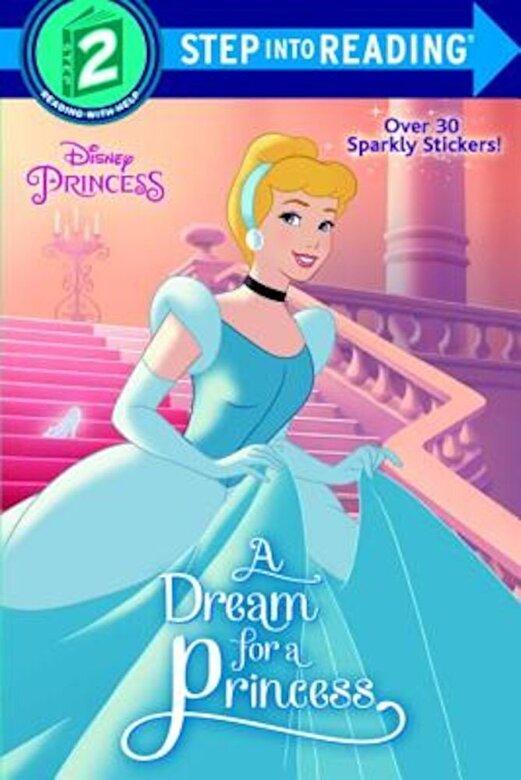 Melissa Lagonegro - A Dream for a Princess (Disney Princess), Paperback -