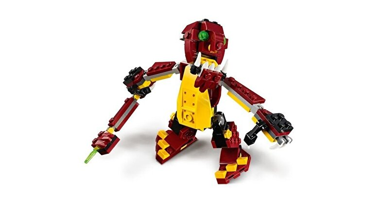 LEGO - LEGO Creator 3 in 1, Creaturi mitologice 31073 -