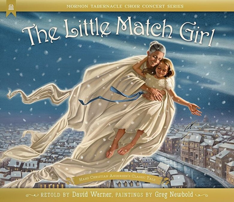 Hans Christian Andersen - The Little Match Girl, Hardcover -