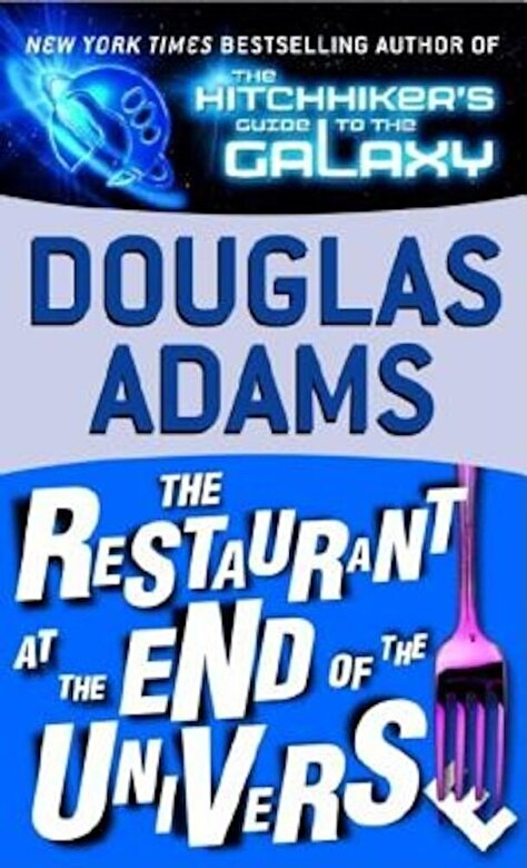 Douglas Adams - The Restaurant at the End of the Universe, Paperback -