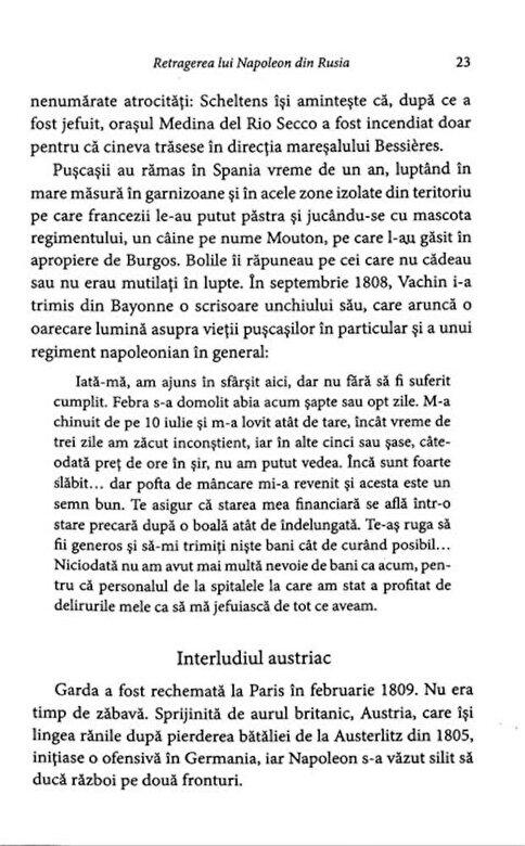Louis Joseph Vionnet - Retragerea lui Napoleon din Rusia. Memoriile Maiorului Vionnet, 1812 -