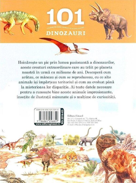 *** - 101 lucruri pe care trebuie sa le stii despre dinozauri -