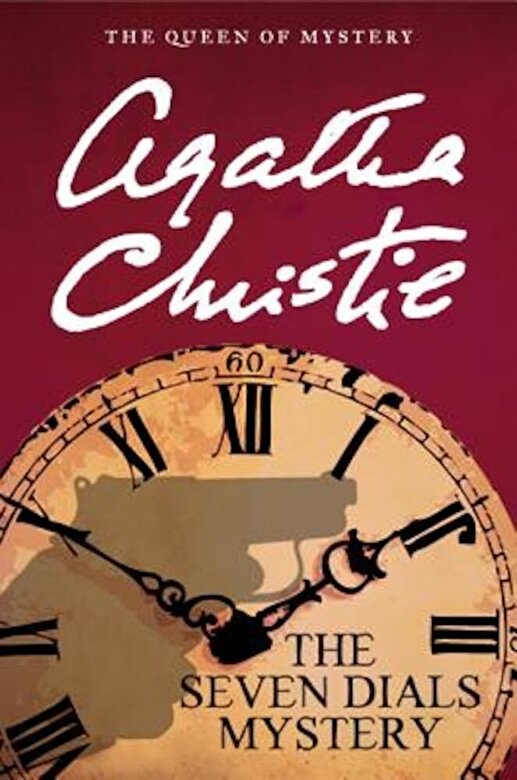 Agatha Christie - The Seven Dials Mystery, Paperback -
