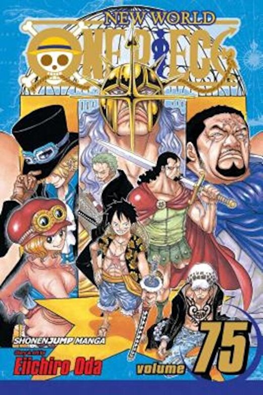 Eiichiro Oda - One Piece, Vol. 75, Paperback -