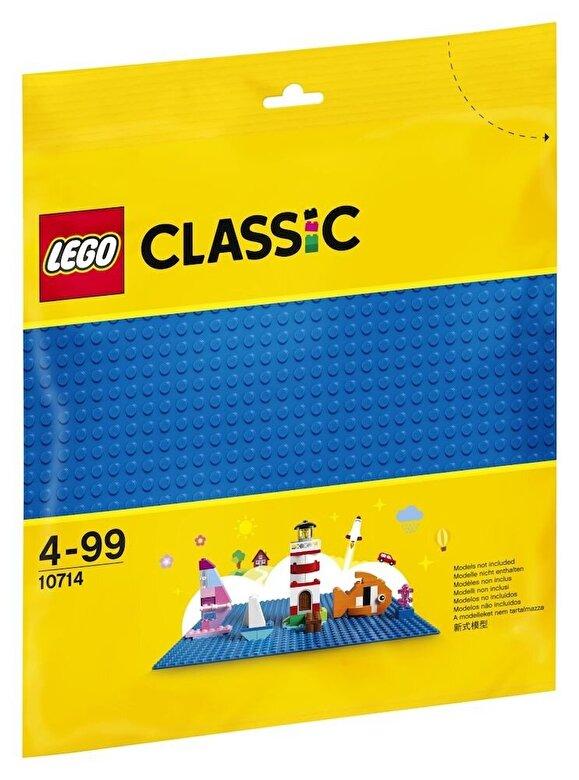 LEGO - LEGO Classic, Placa de baza albastra 10714 -
