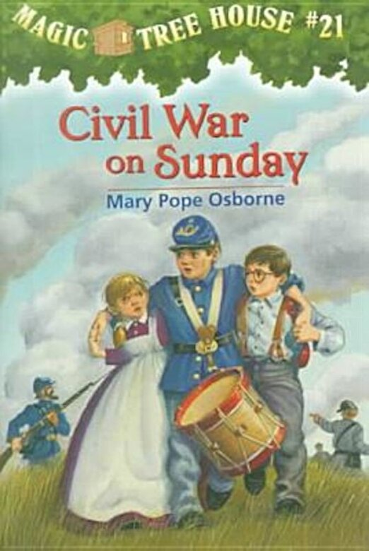 Mary Pope Osborne - Civil War on Sunday, Hardcover -