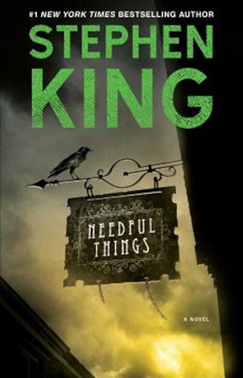 Stephen King - Needful Things, Paperback -