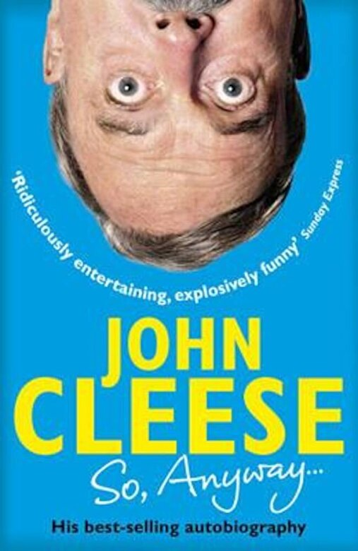 John Cleese - So, Anyway..., Paperback -