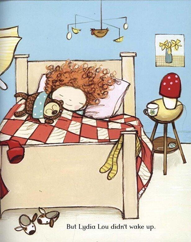 Julia Donaldson - Wake Up Do, Lydia Lou!, Paperback -