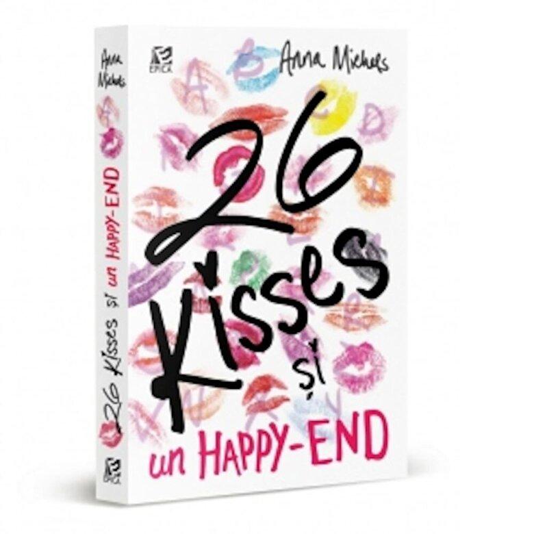 Anna Michels - 26 Kisses si un Happy-End -