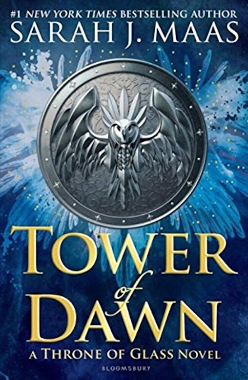 *** - Tower of Dawn (Throne of Glass, Book 6) -