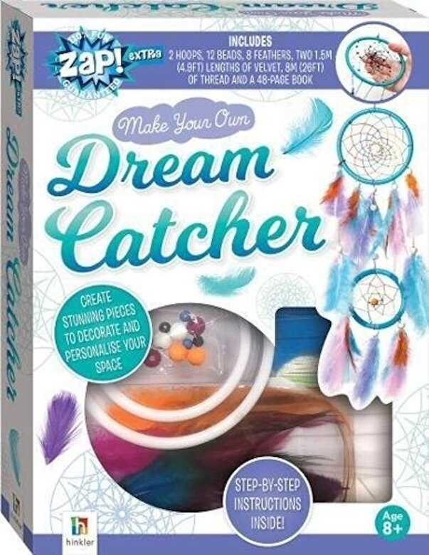 Zap! Extra - Zap! Extra Make Your Own Dream Catcher -