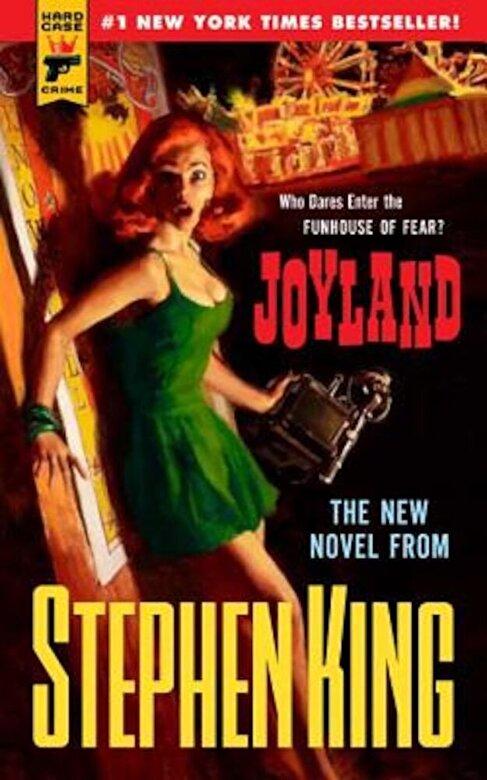 Stephen King - Joyland, Paperback -