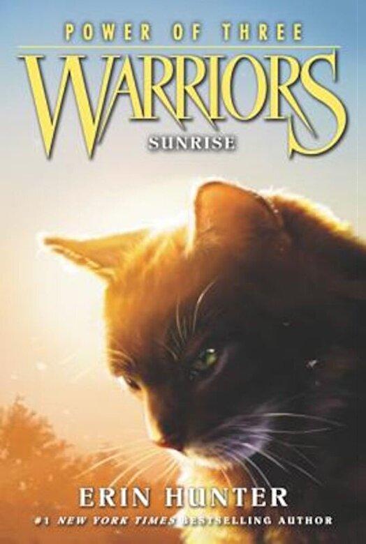 Erin Hunter - Warriors: Power of Three #6: Sunrise, Paperback -
