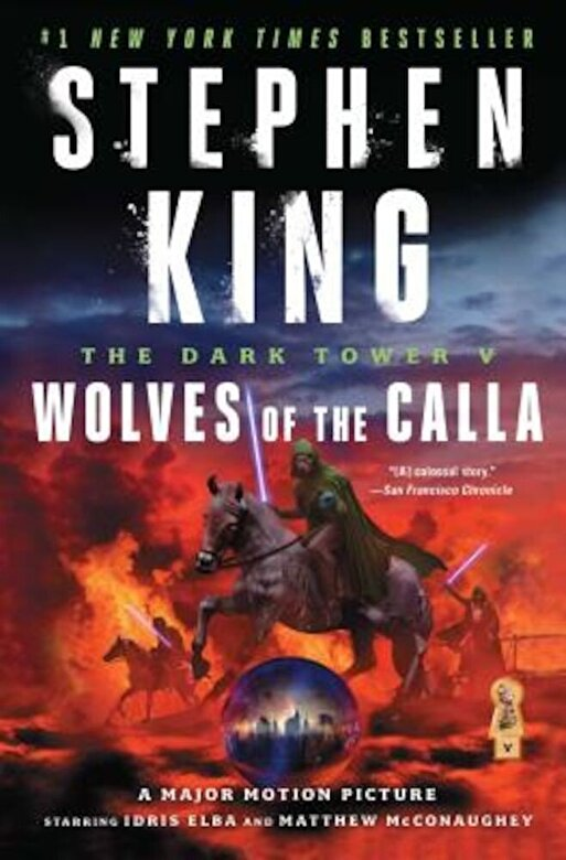 Stephen King - Wolves of the Calla, Paperback -