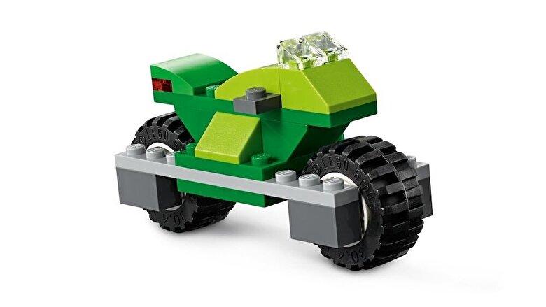LEGO - LEGO Classic, Caramidute in miscare 10715 -