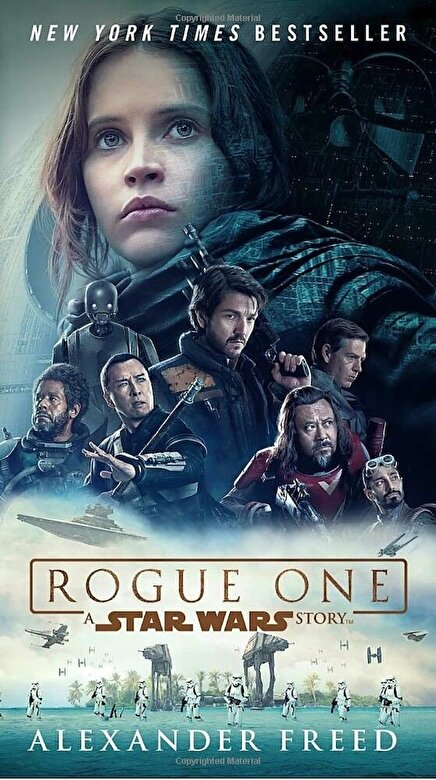 Alexander Freed - Rogue One: A Star Wars Story, Paperback -