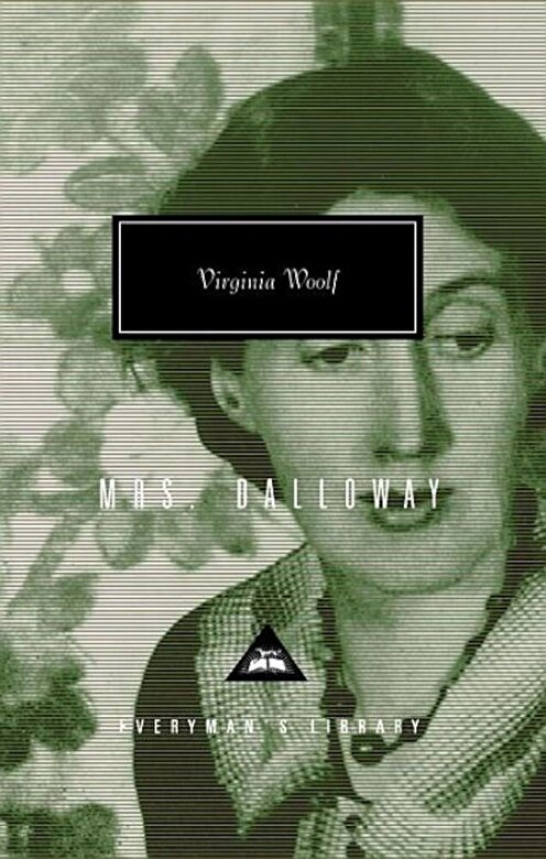 Virginia Woolf - Mrs. Dalloway, Hardcover -