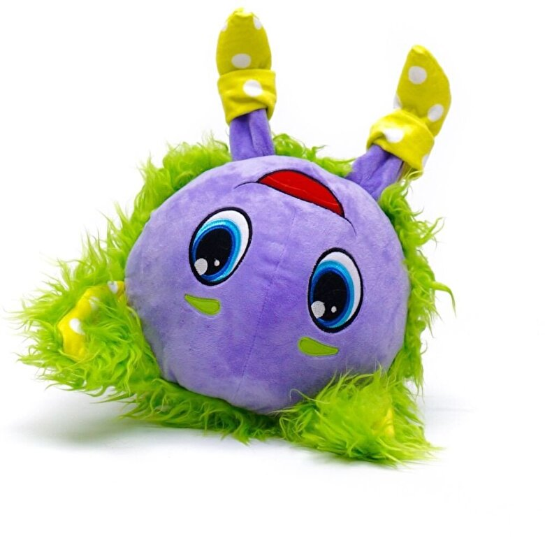 Simba - Jucarie plus Furlocks Monster verde, 20 cm -