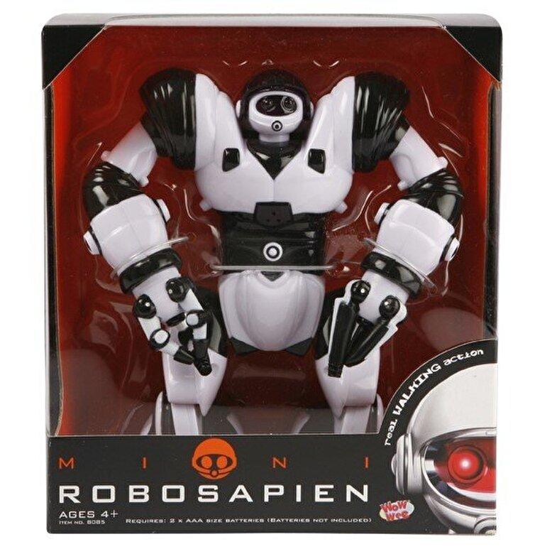 WowWee - Jucarie interactiva WowWee Mini Robosapien, 18 cm -