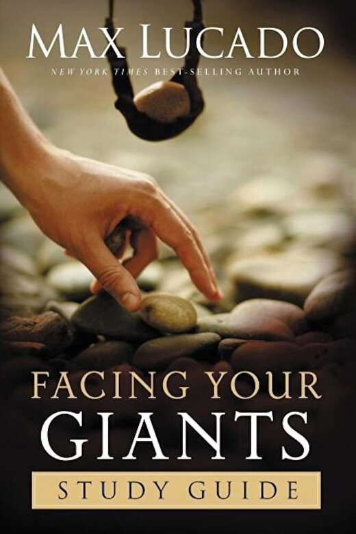 Max Lucado - Facing Your Giants: Study Guide, Paperback -