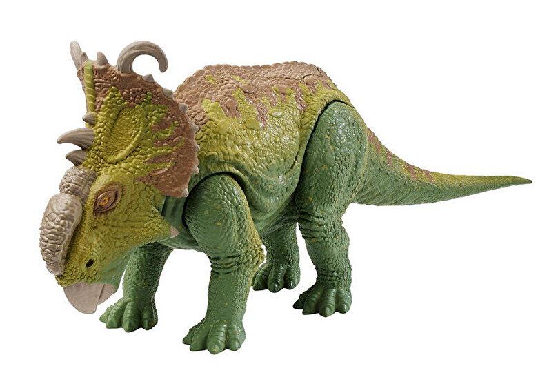 Mattel - Figurina Jurassic World Roarivores Sinoceratops -