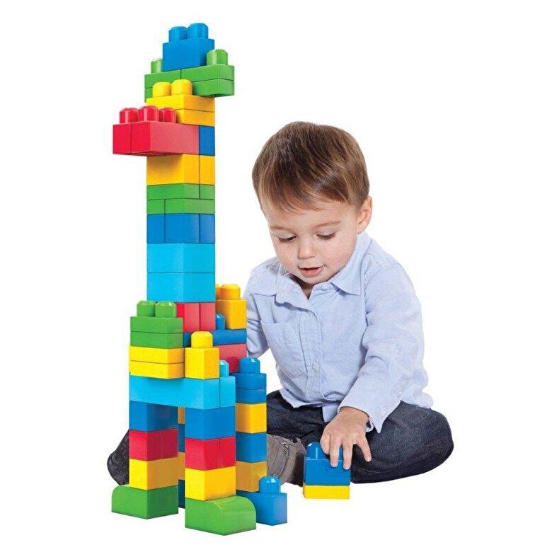 Mega Bloks - Set constructie Mega Bloks 60 de piese -
