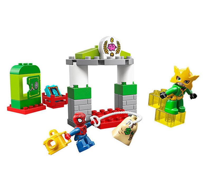 LEGO - LEGO DUPLO, Omul Paianjen contra Electro 10893 -
