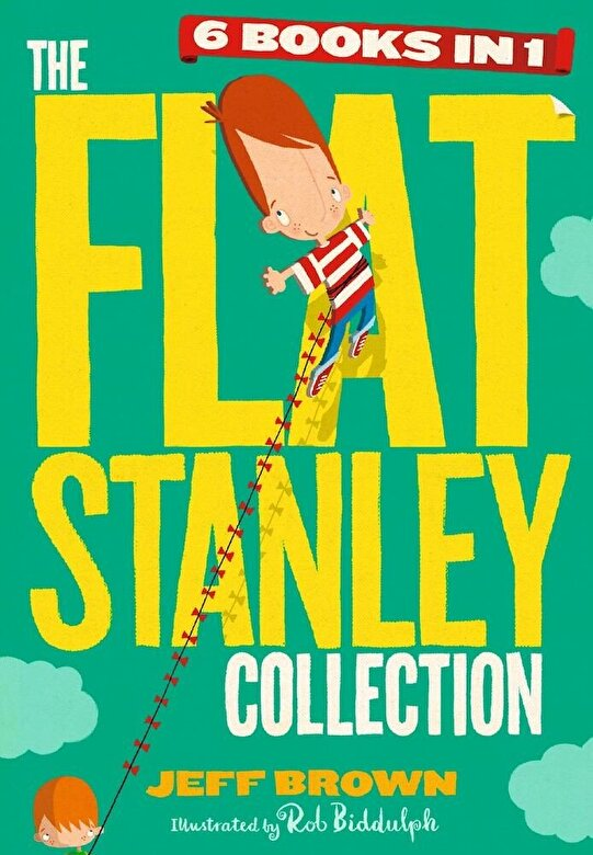 Jeff Brown - Flat Stanley Collection -