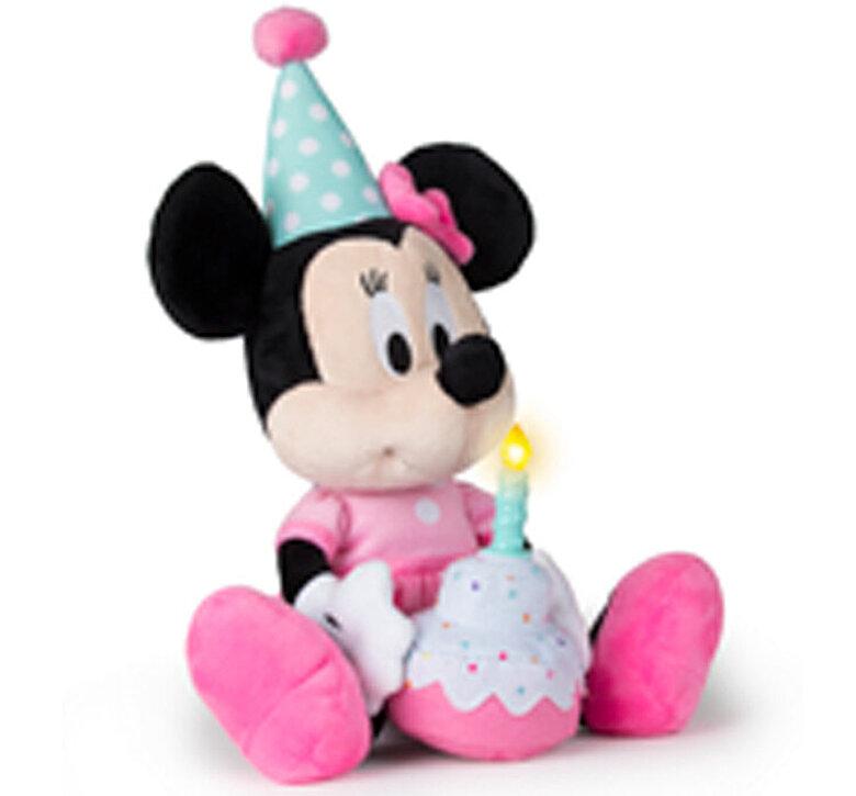 IMC Toys - Jucarie plus Minnie Mouse - La multi ani -