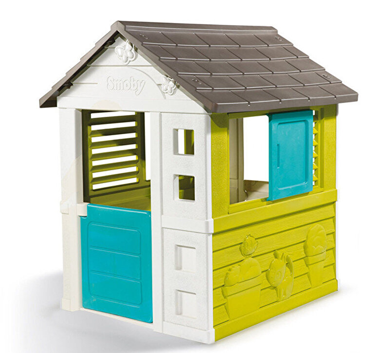 Smoby - Casuta PRETTY PLAYHOUSE Smoby -