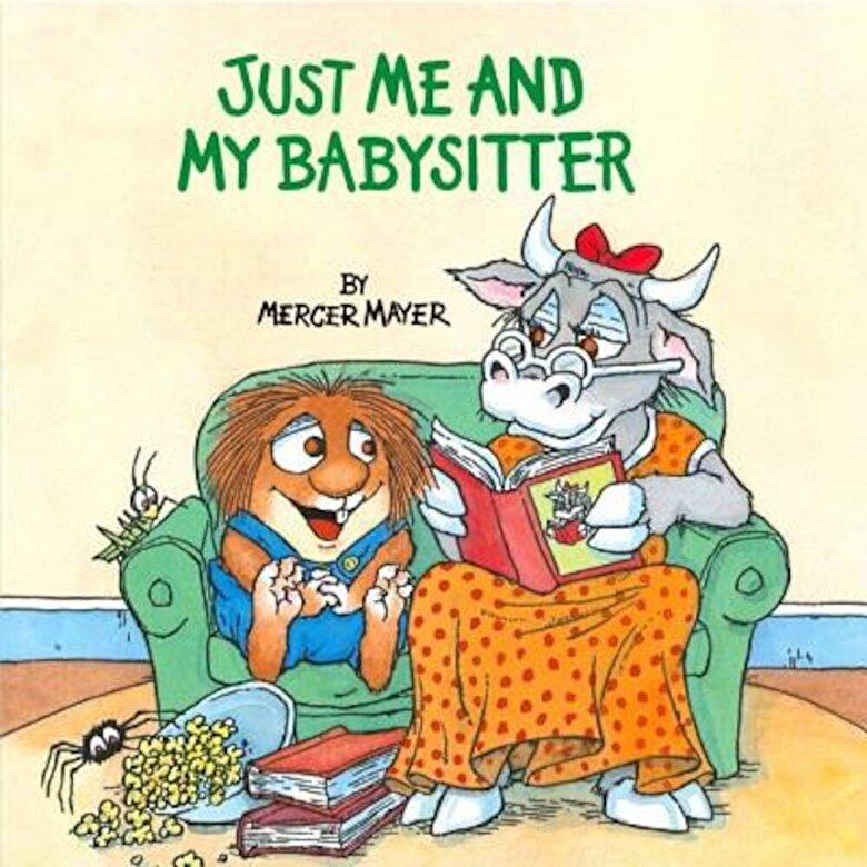 Mercer Mayer - Just Me and My Babysitter (Little Critter), Paperback -