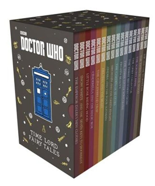 Various - Doctor Who: Time Lord Fairy Tales Slipcase, Paperback -