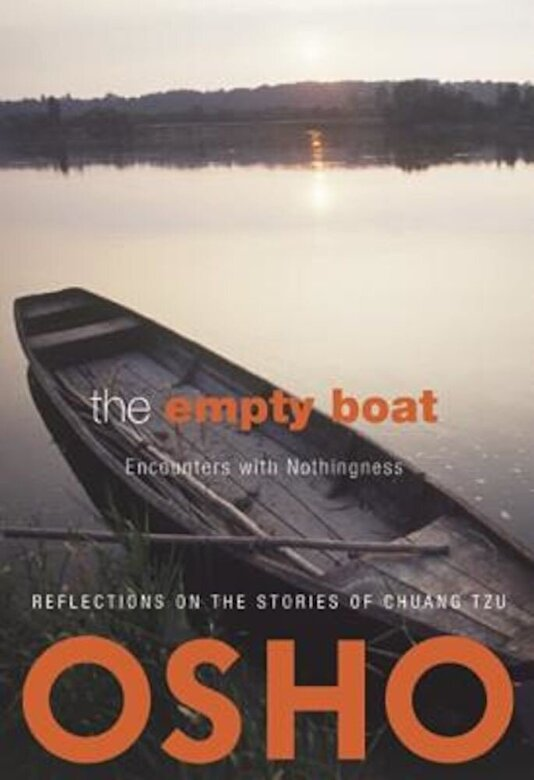Osho - The Empty Boat: Encounters with Nothingness, Paperback -