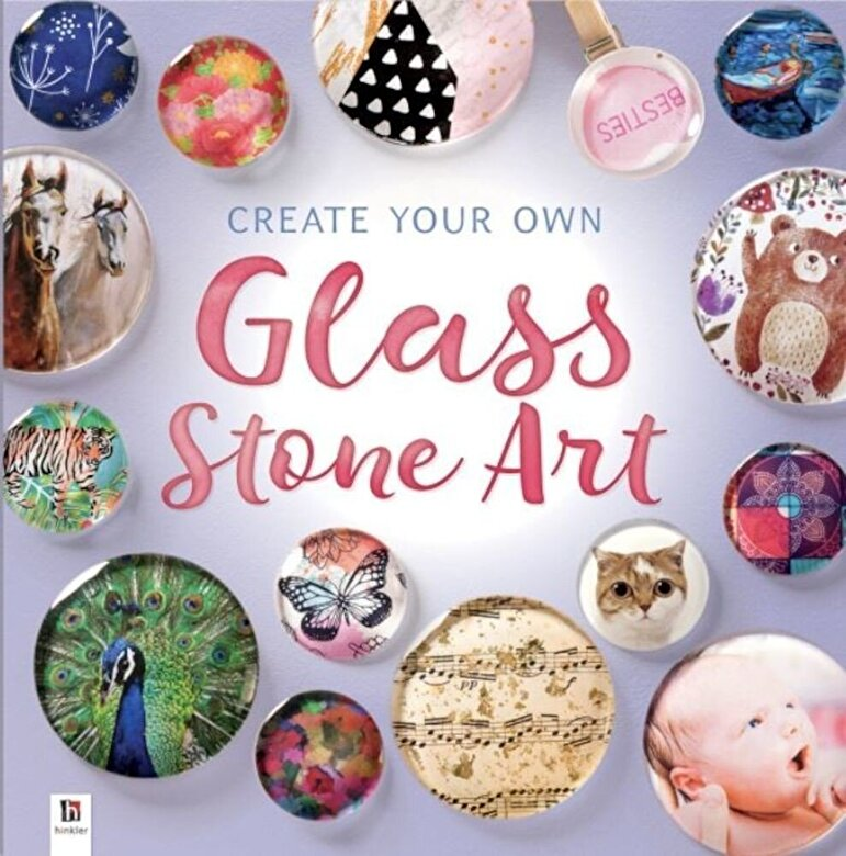 Jenny Zhang - Glass Stone Art Craft Small Kit -
