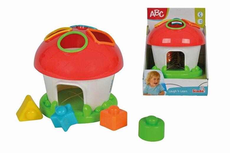 Simba - Jucarie sortator ABC - Ciuperca -