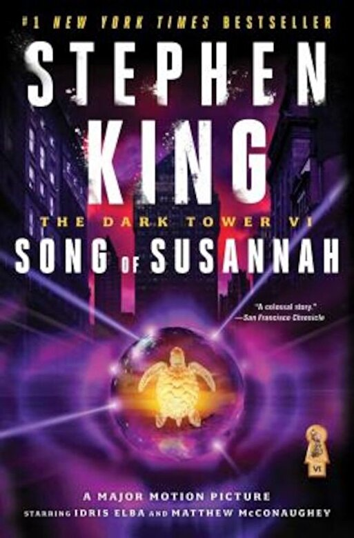 Stephen King - The Song of Susannah, Paperback -