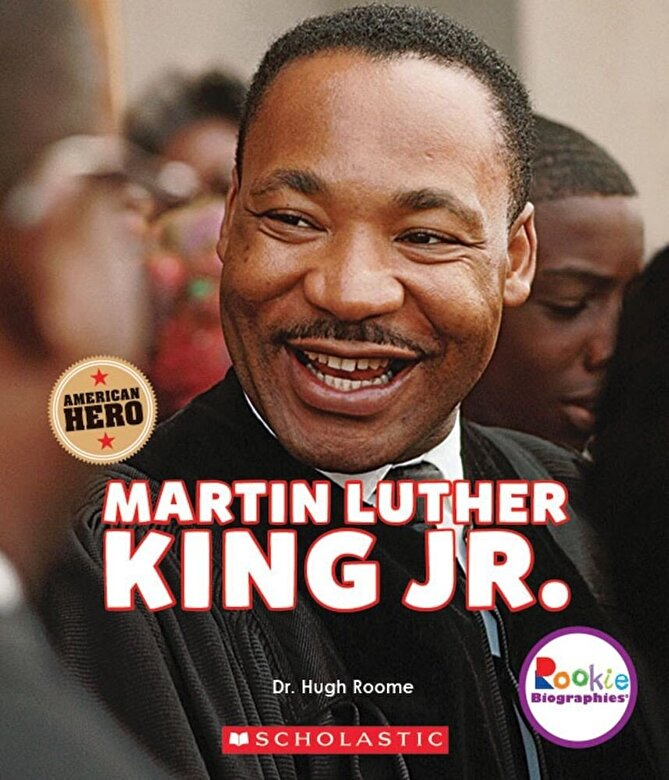 Hugh Roome - Martin Luther King Jr., Paperback -