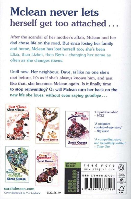 Sarah Dessen - What Happened to Goodbye, Paperback -