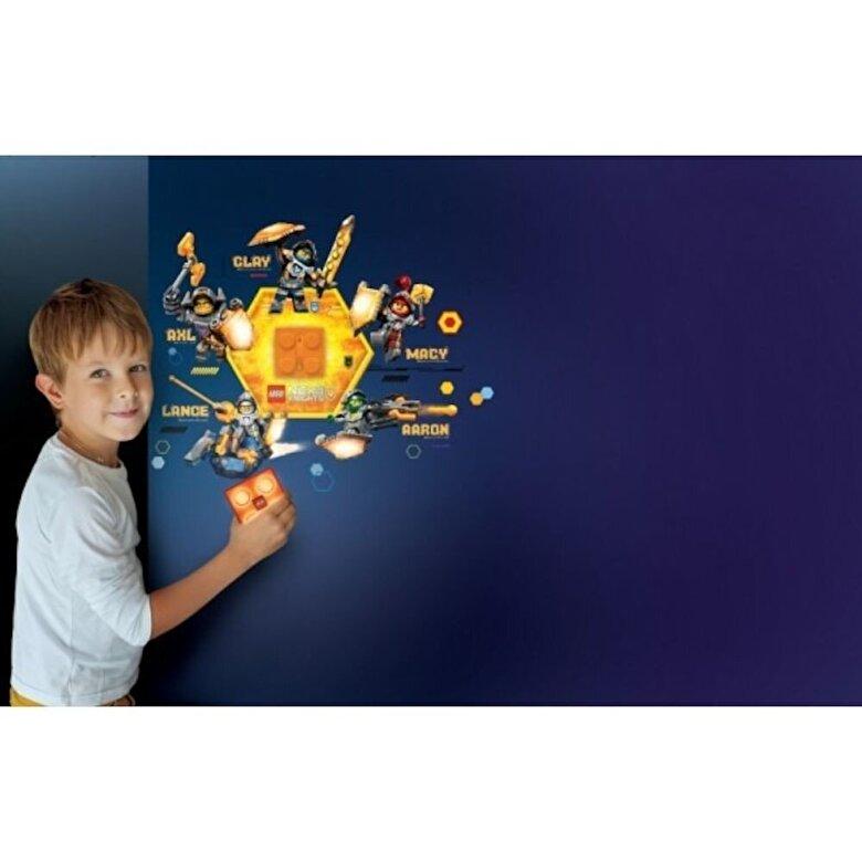 LEGO - LEGO Nexo Knights, Lampa de perete -