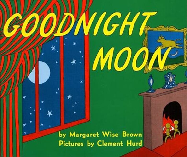 Margaret Wise Brown - Goodnight Moon Lap Edition, Hardcover -