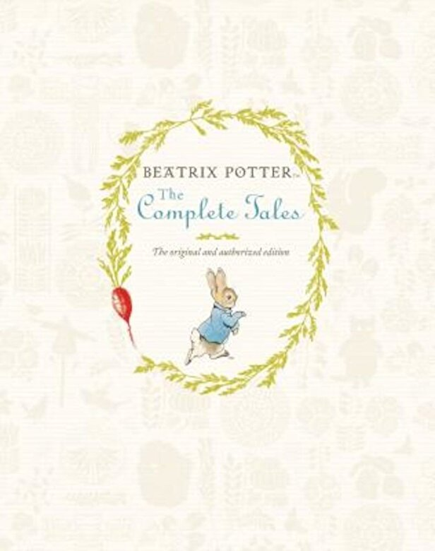 Beatrix Potter - Beatrix Potter: The Complete Tales, Hardcover -