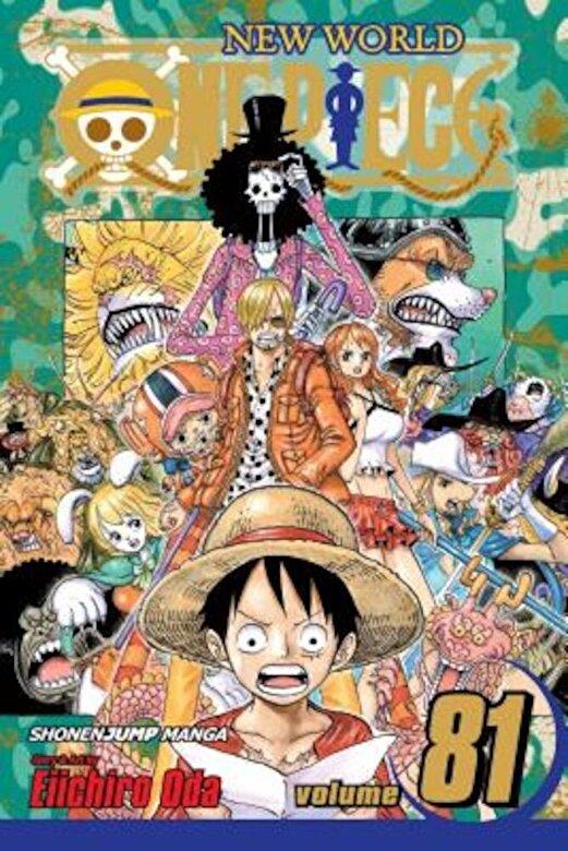 Eiichiro Oda - One Piece, Vol. 81, Paperback -