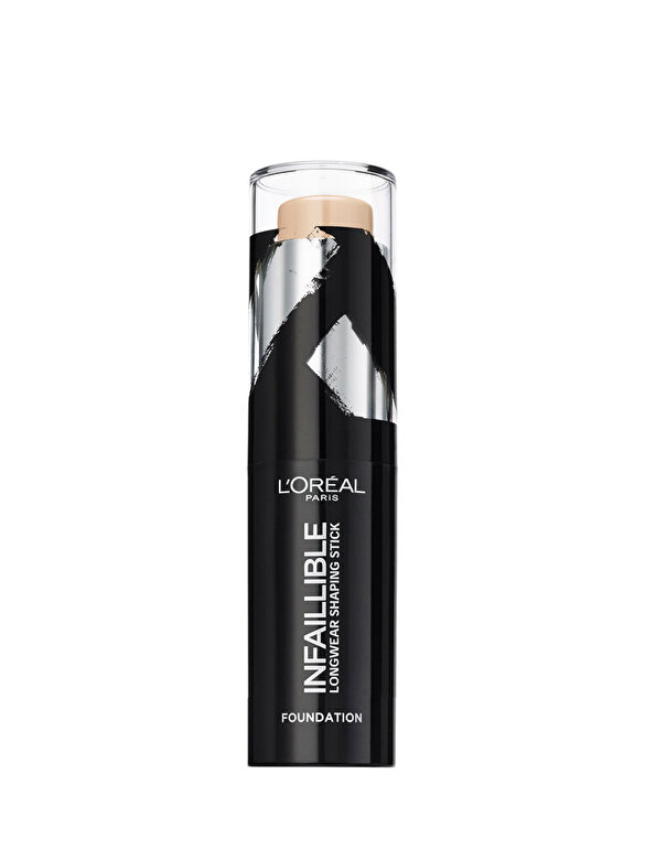 L Oreal Paris - Fond de ten stick L'Oreal Paris Infaillible Shaping Stick 160 Sand - 9g - Incolor