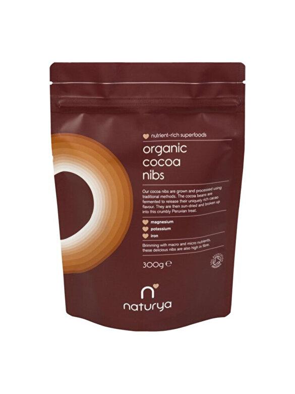 Naturya - Gustari de Cacao 300g Ecologic/BIO - Incolor