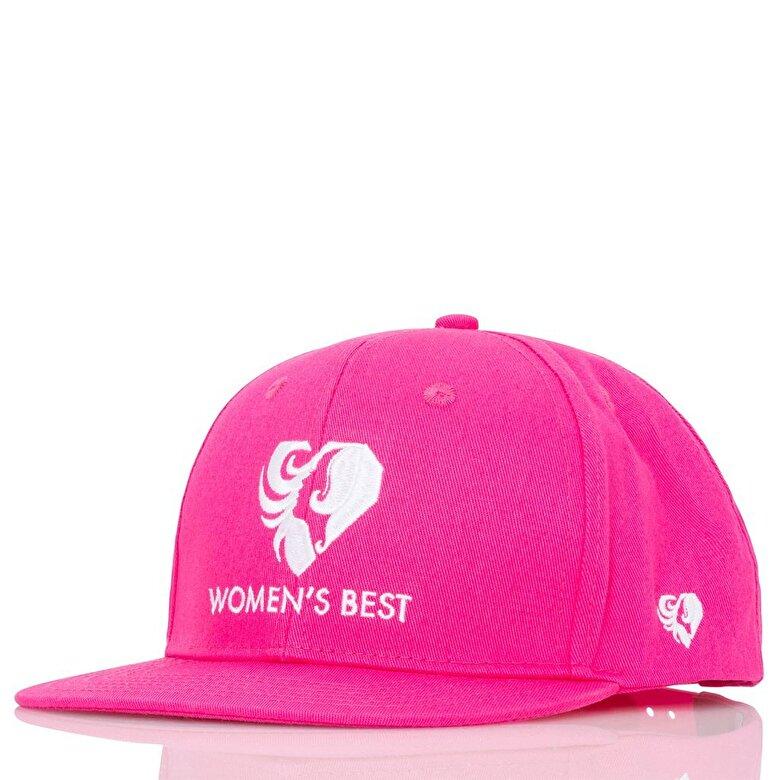 Women's best - Snapback Cap - Pink / White - Roz