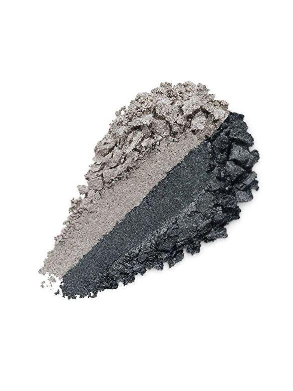 Kiko Milano - Fard de pleoape Bright Duo Baked, 23 Pearly Gray - Pearly Anthracite - Incolor