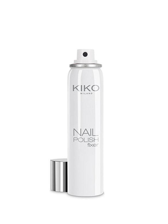 Kiko Milano - Spray pentru uscare rapida Nail Polish Fixer - Incolor