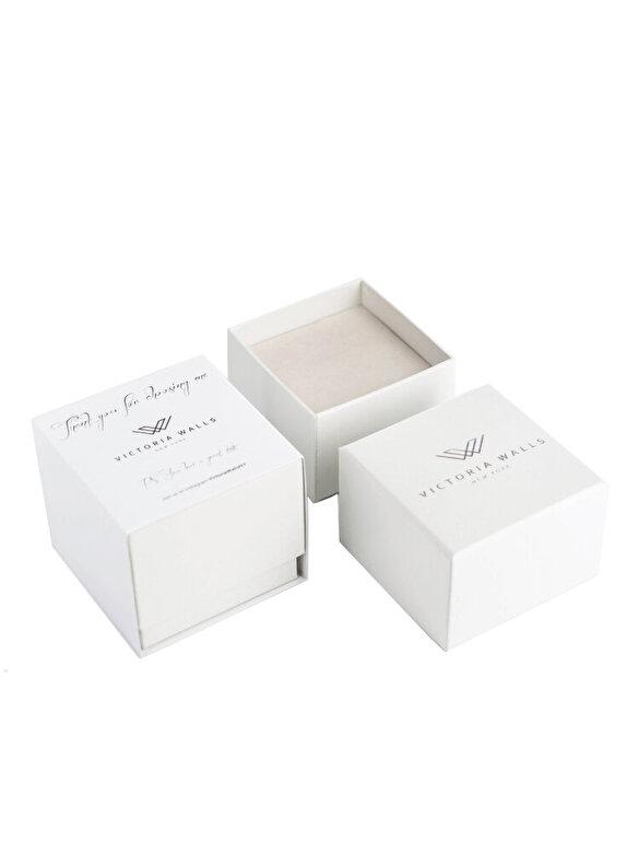 Victoria Walls - Set colier si cercei Victoria Walls VS1056R - Auriu Rose