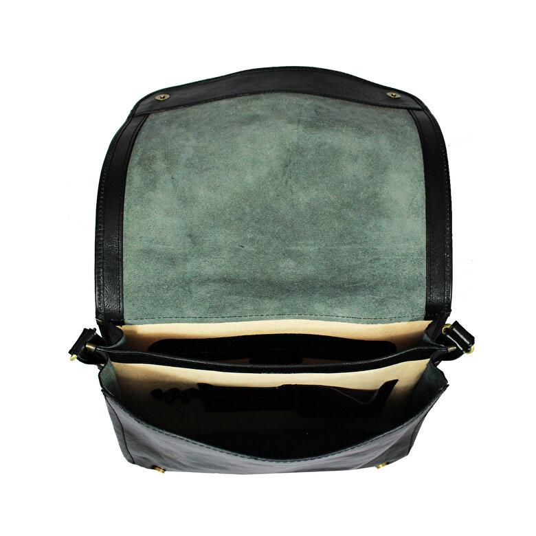 HUNT - Geanta Messenger ,Lavaredo 10000BL - Negru